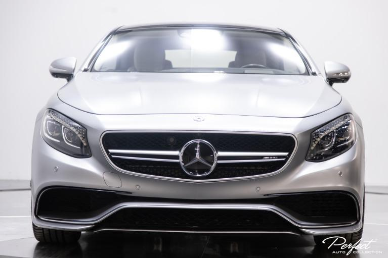Used 2016 Mercedes Benz S Class AMG S 63
