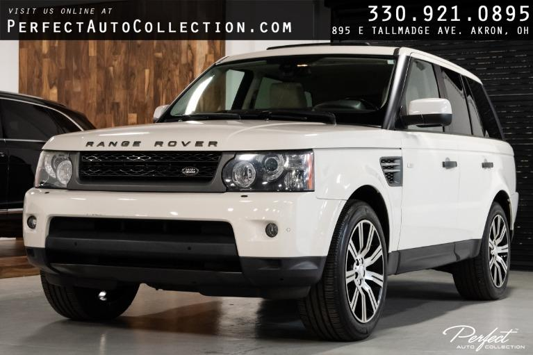 Used 2010 Land Rover Range Rover Sport HSE for sale $25,995 at Perfect Auto Collection in Akron OH