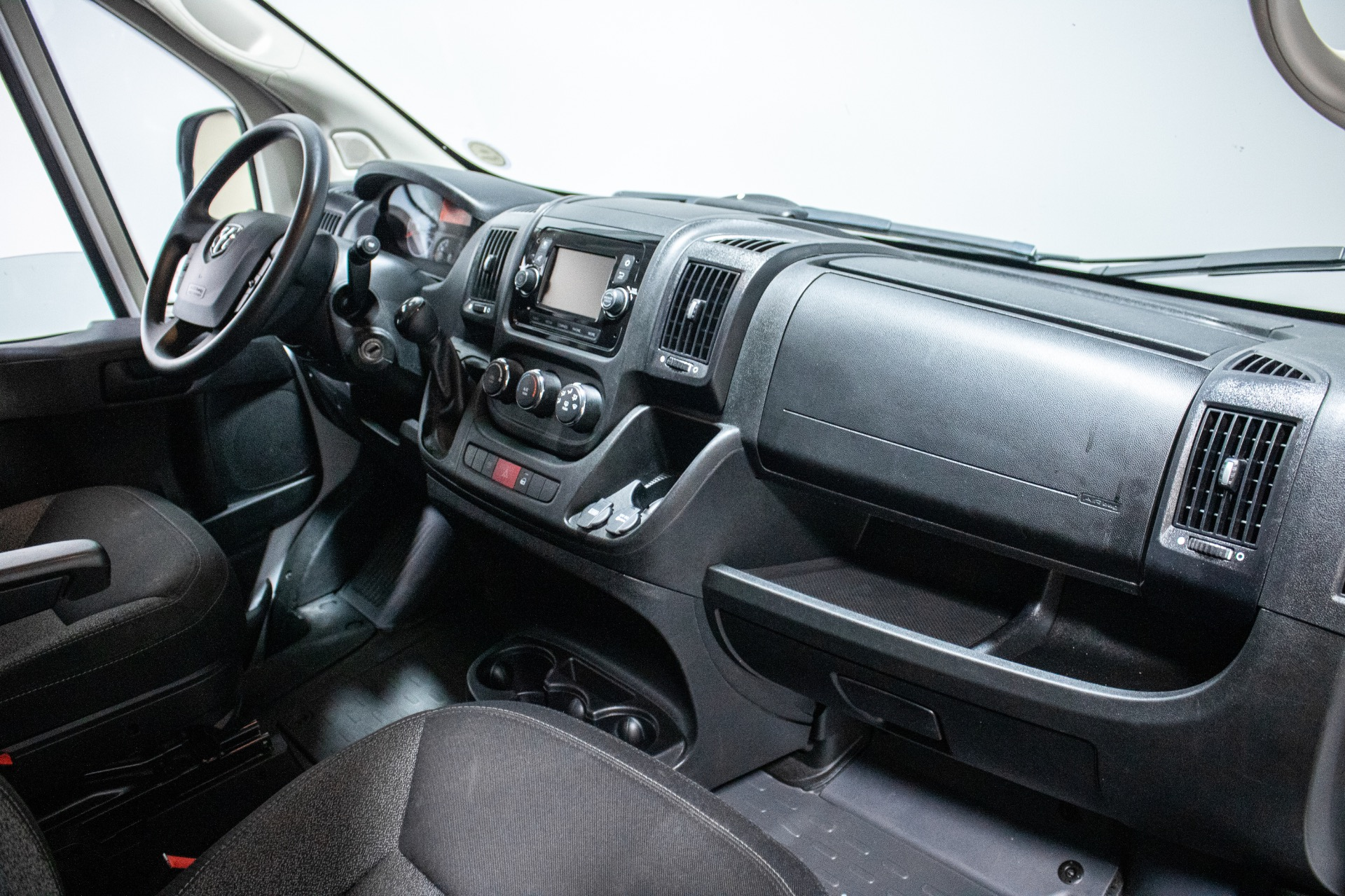 Used 2018 Ram ProMaster Cargo Van 1500 High Roof Van 3D