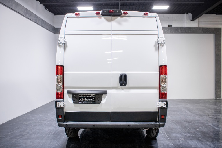 Used 2018 Ram ProMaster Cargo Van 1500 High Roof Van 3D