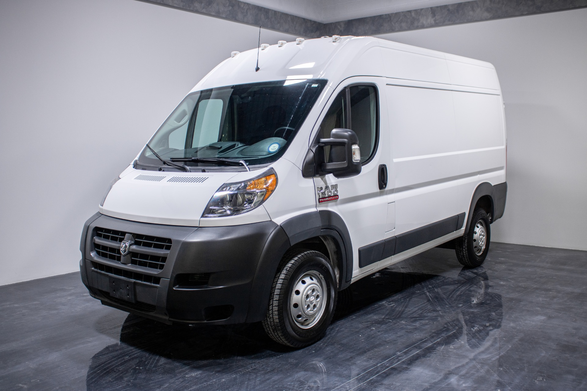 Used 2018 Ram ProMaster Cargo Van 1500 High Roof Van 3D for sale Sold at Perfect Auto Collection in Akron OH 44310 1