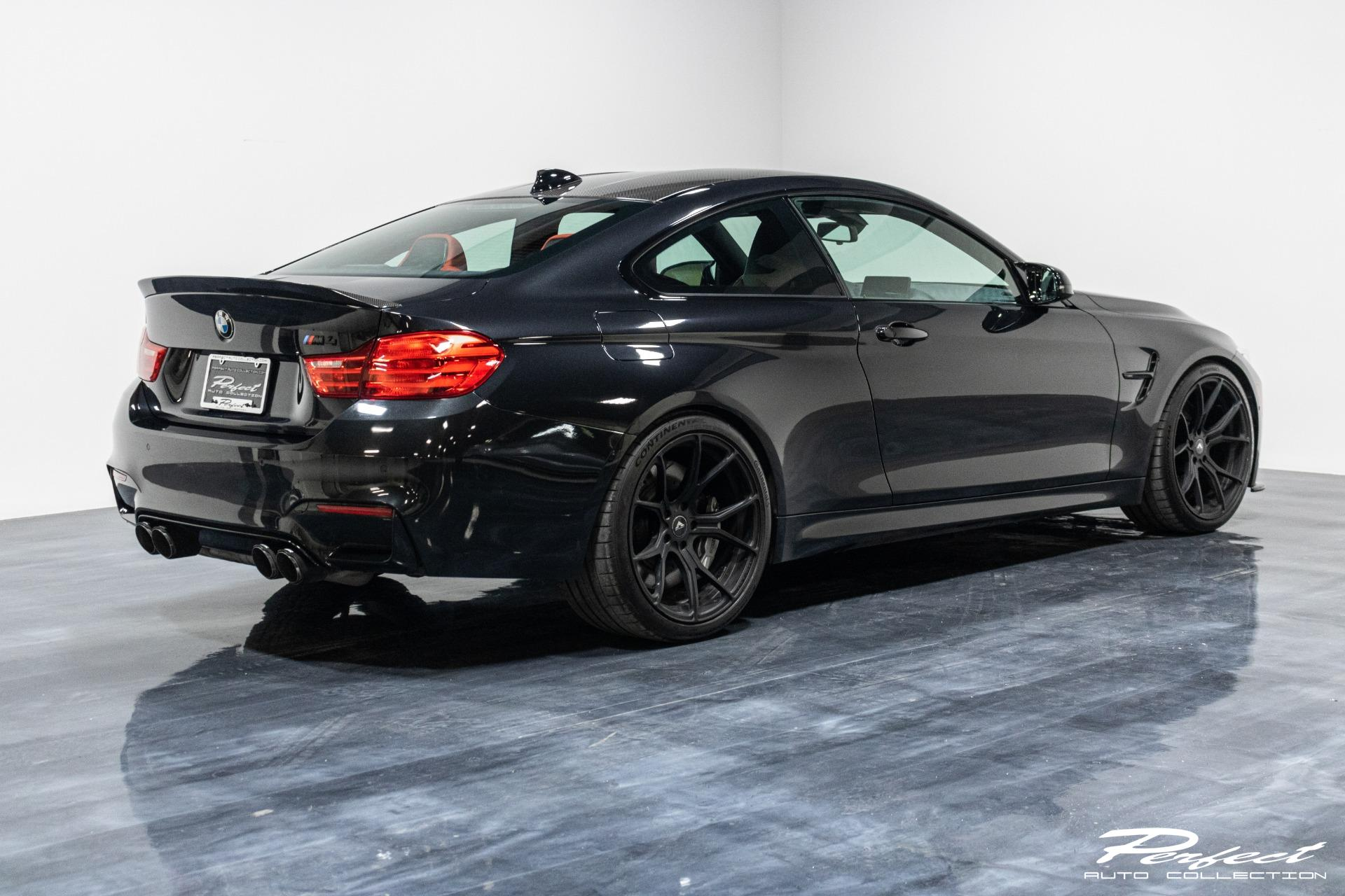 Used 2016 BMW M4