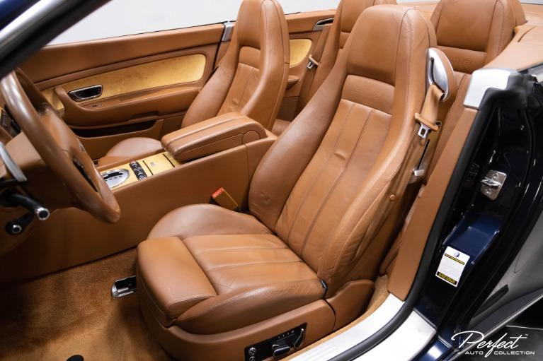 Used 2007 Bentley Continental GT