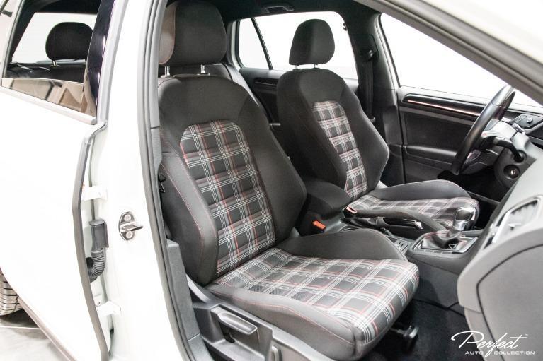 Used 2017 Volkswagen Golf GTI S