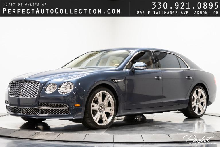 Used 2014 Bentley Flying Spur for sale $114,995 at Perfect Auto Collection in Akron OH