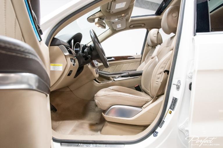 Used 2013 Mercedes Benz GL Class GL 550 4MATIC