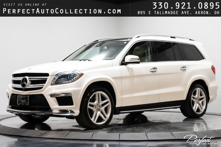 Used 2013 Mercedes-Benz GL-Class GL 550 4MATIC for sale $38,495 at Perfect Auto Collection in Akron OH
