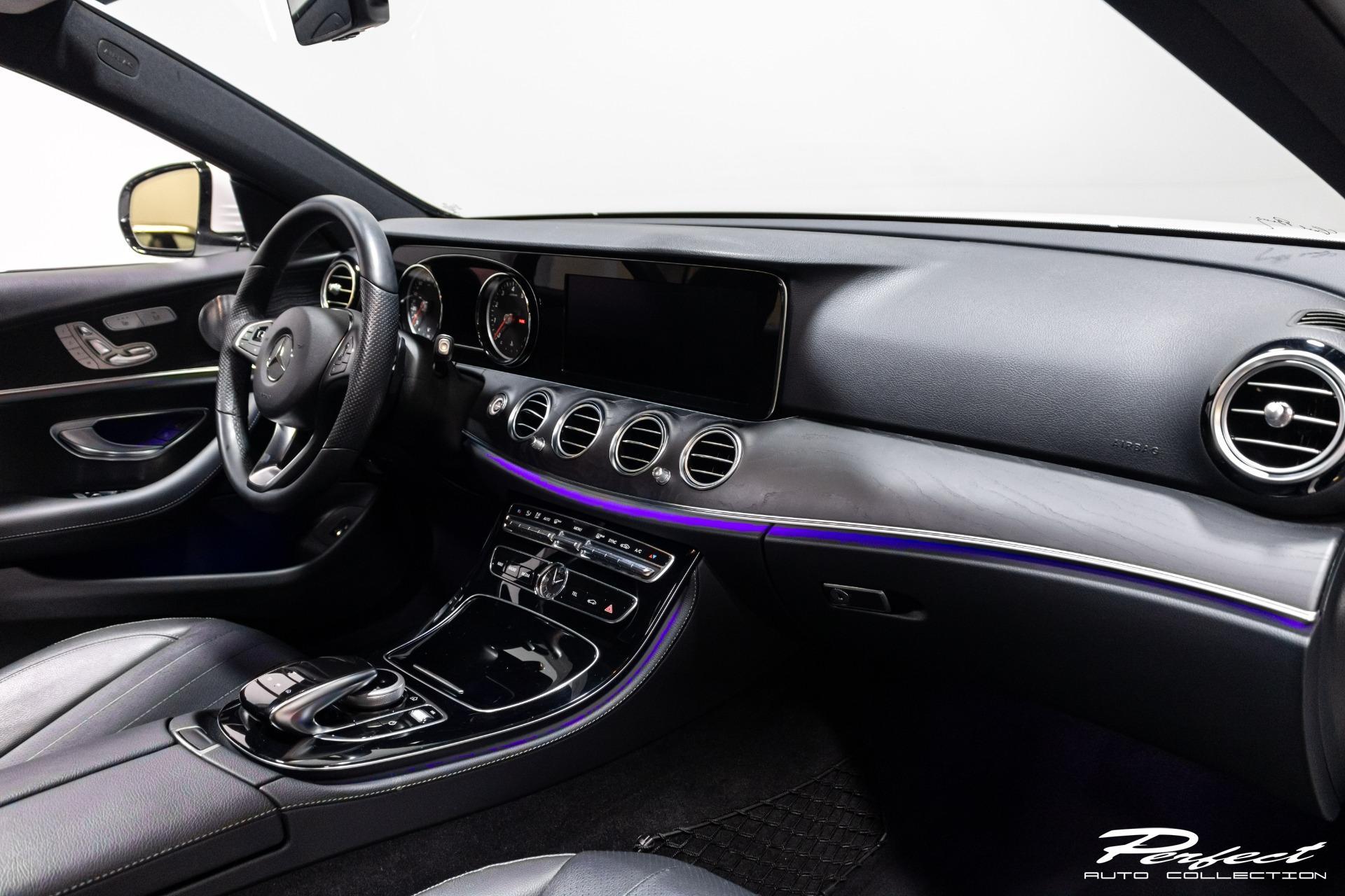 Used 2017 Mercedes Benz E Class E 300 4MATIC