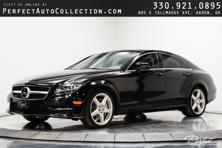 Used 2014 Mercedes-Benz CLS CLS 550 for sale $39,995 at Perfect Auto Collection in Akron OH