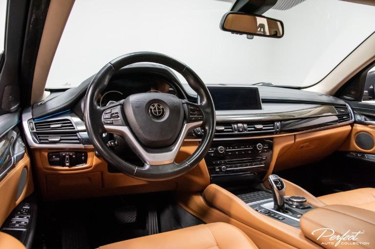Used 2016 BMW X6 xDrive35i
