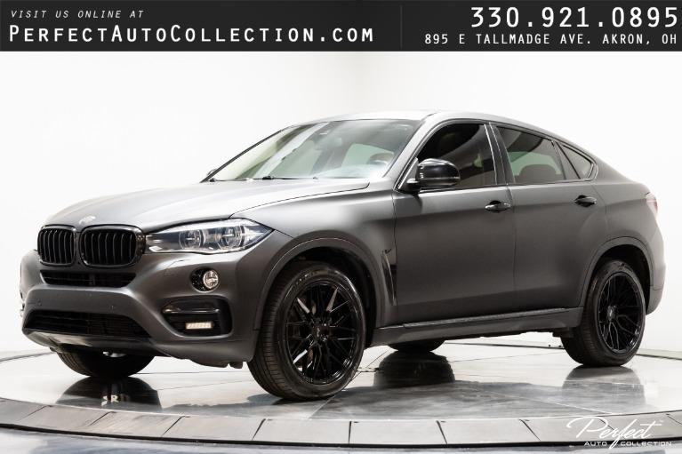 Used 2016 BMW X6 xDrive35i for sale $36,995 at Perfect Auto Collection in Akron OH