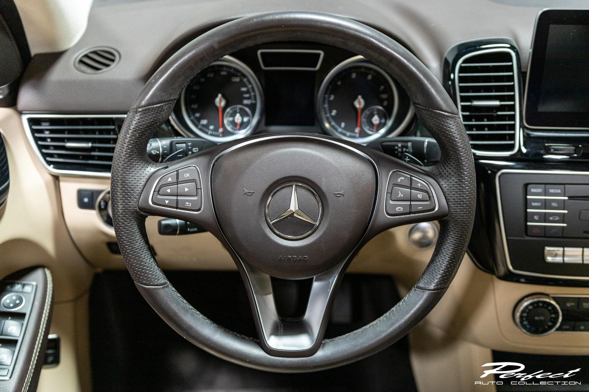 Used 2017 Mercedes Benz GLE GLE 350 4MATIC Sport Package