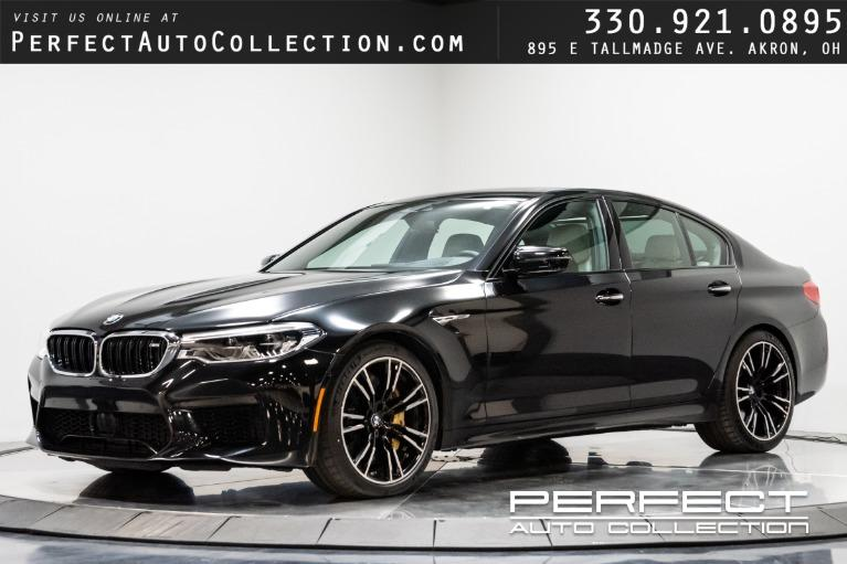 Used 2018 BMW M5 for sale $85,995 at Perfect Auto Collection in Akron OH