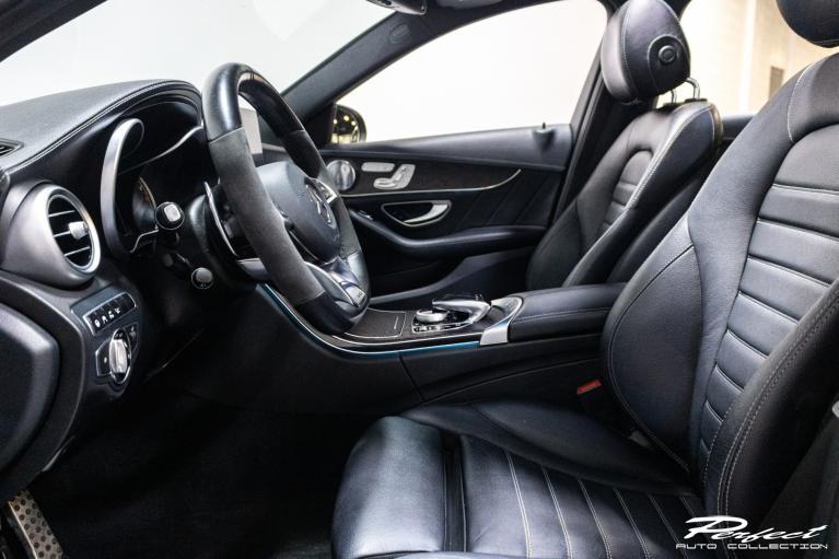 Used 2016 Mercedes Benz C Class C 450 AMG