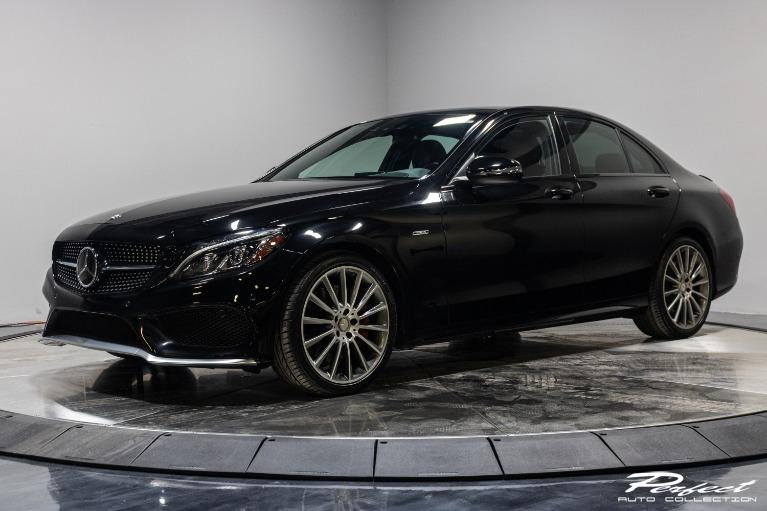 Used 2016 Mercedes-Benz C-Class C 450 AMG for sale $29,993 at Perfect Auto Collection in Akron OH