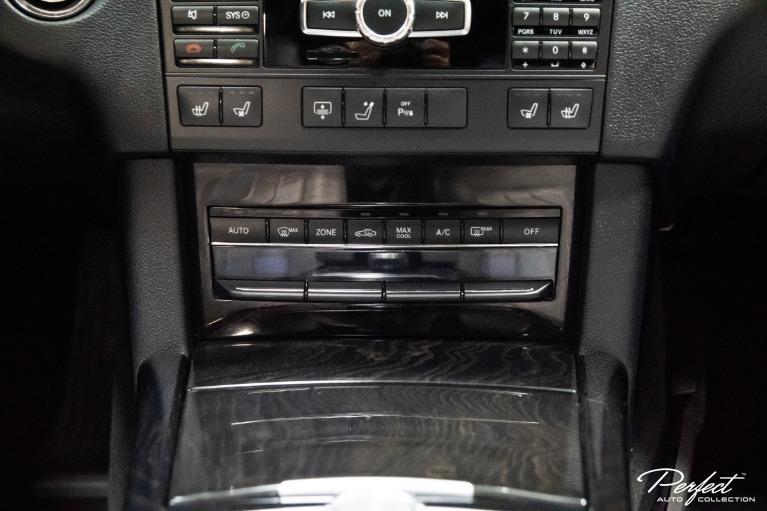 Used 2013 Mercedes Benz E Class E 550 4MATIC