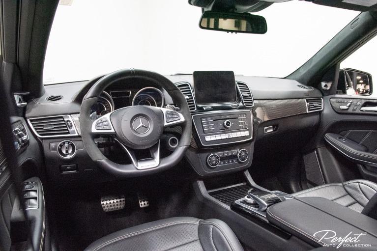 Used 2017 Mercedes Benz GLS AMG GLS 63