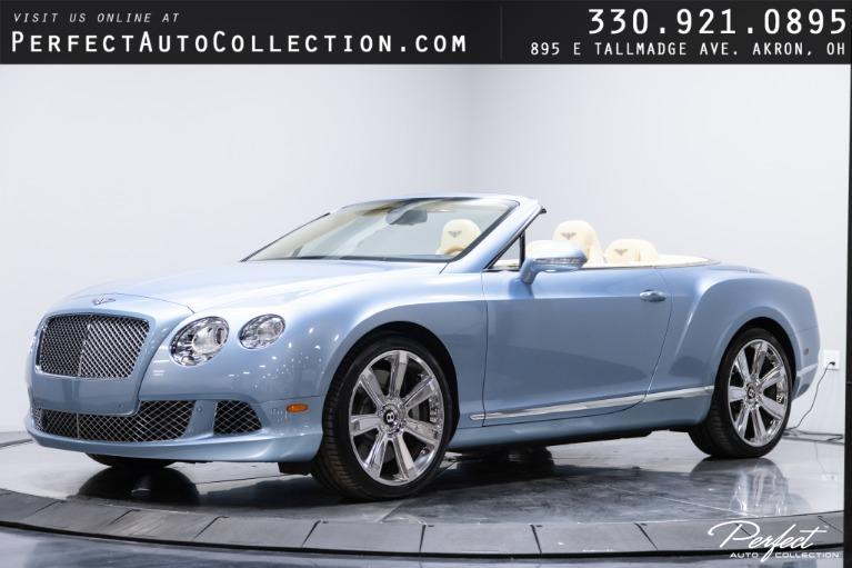 Used 2013 Bentley Continental GT for sale $124,495 at Perfect Auto Collection in Akron OH