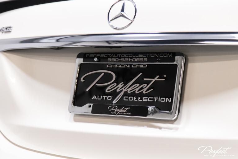 Used 2018 Mercedes Benz E Class AMG E 63 S