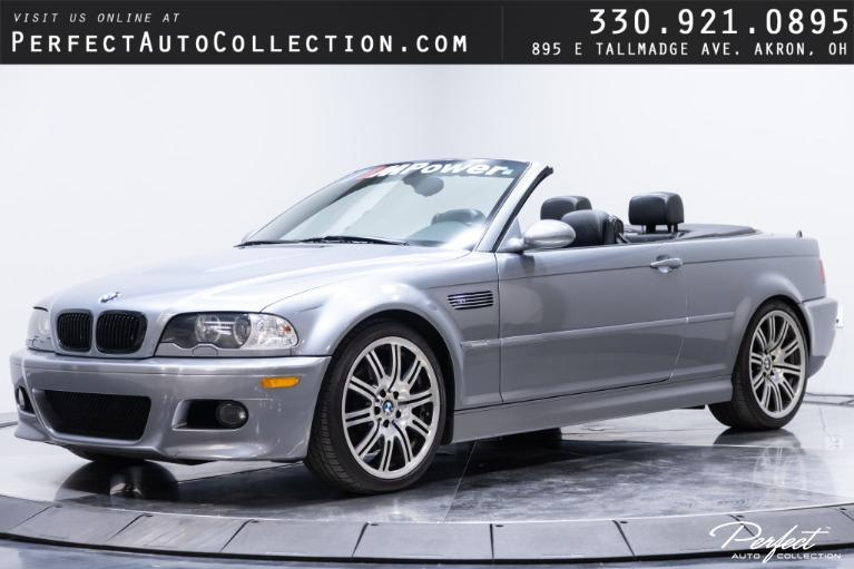 Used 2003 BMW M3 for sale $19,495 at Perfect Auto Collection in Akron OH