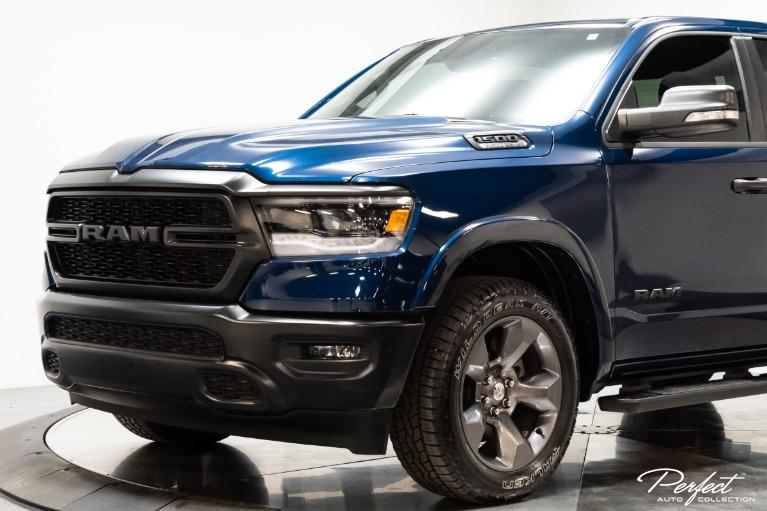 Used 2020 Ram Ram Pickup 1500 Big Horn Built to Serve Edition