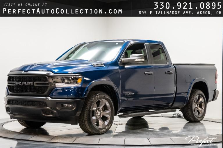 Used 2020 Ram Ram Pickup 1500 Big Horn Built-to-Serve Edition for sale $42,995 at Perfect Auto Collection in Akron OH