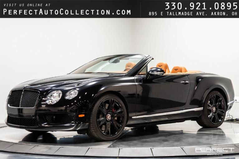 Used 2013 Bentley Continental GT V8 for sale $102,495 at Perfect Auto Collection in Akron OH