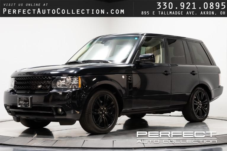 Used 2011 Land Rover Range Rover HSE for sale $28,995 at Perfect Auto Collection in Akron OH