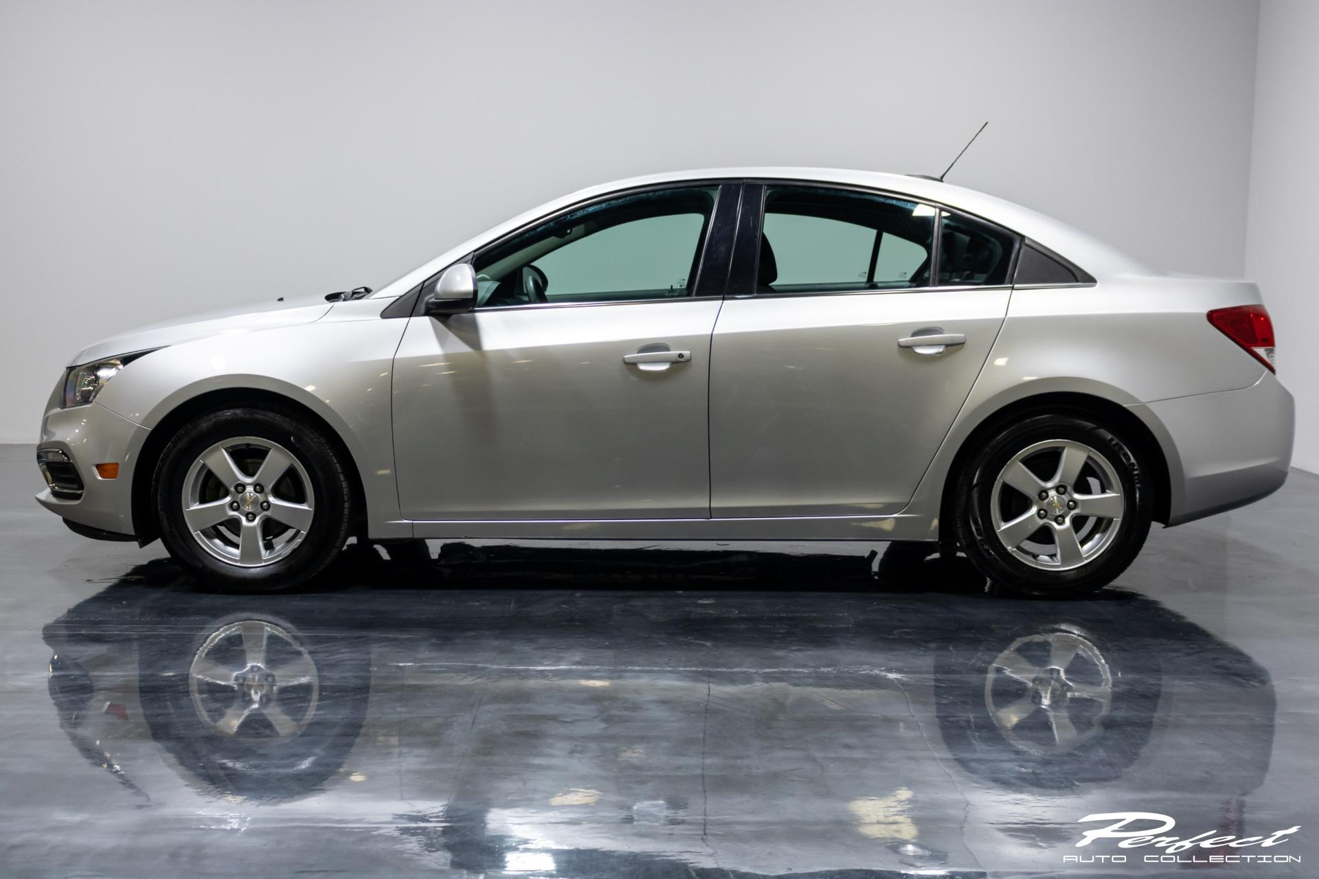 Used 2016 Chevrolet Cruze Limited 1LT Auto