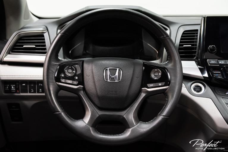 Used 2019 Honda Odyssey Touring