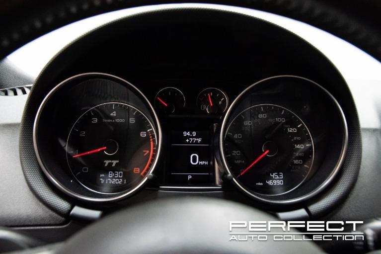 Used 2012 Audi TT 20T quattro Premium Plus