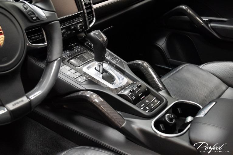 Used 2012 Porsche Cayenne Turbo