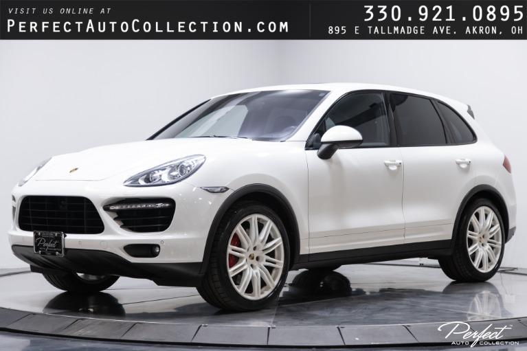 Used 2012 Porsche Cayenne Turbo for sale $44,495 at Perfect Auto Collection in Akron OH