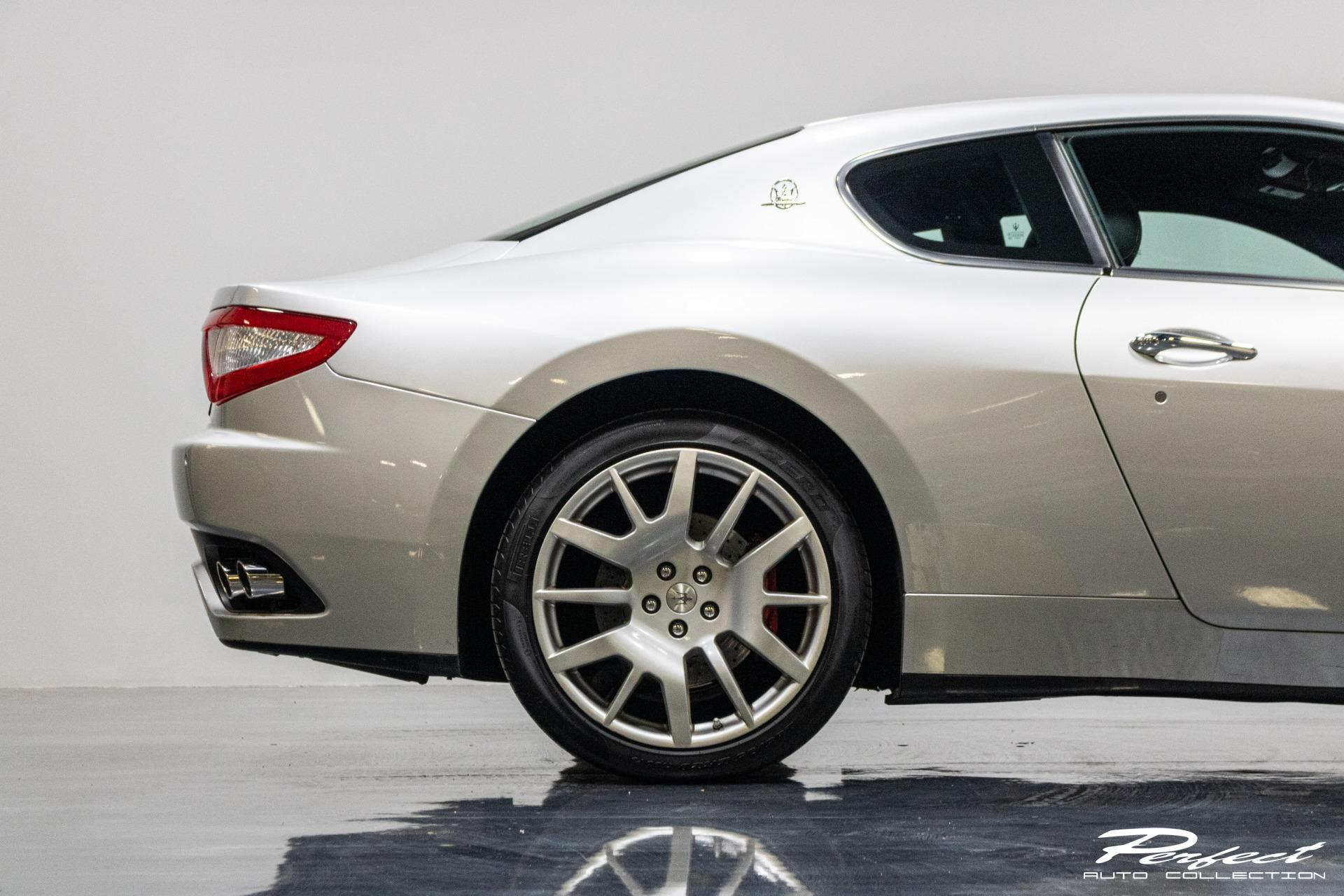 Used 2008 Maserati GranTurismo