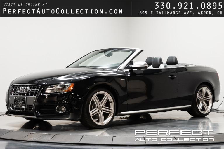 Used 2011 Audi S5 3.0T quattro Prestige for sale $31,995 at Perfect Auto Collection in Akron OH