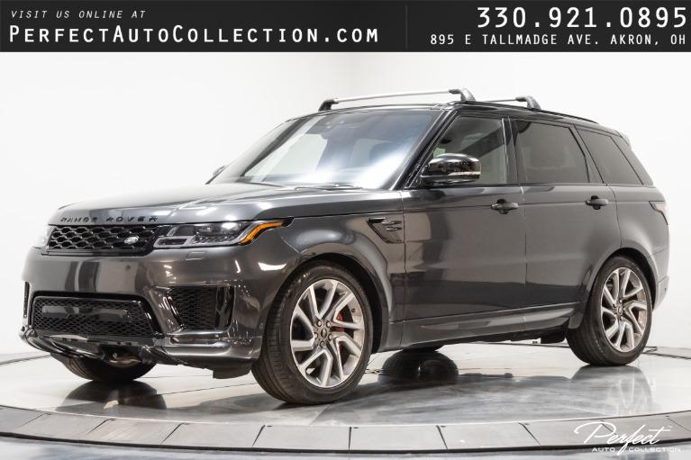 Used 2018 Land Rover Range Rover Sport HSE Dynamic for sale $72,995 at Perfect Auto Collection in Akron OH