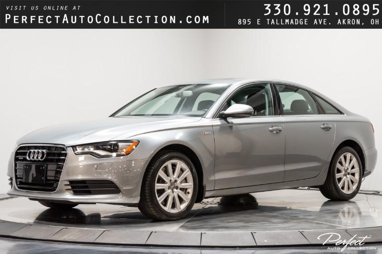Used 2013 Audi A6 3.0T quattro Premium Plus for sale $17,495 at Perfect Auto Collection in Akron OH