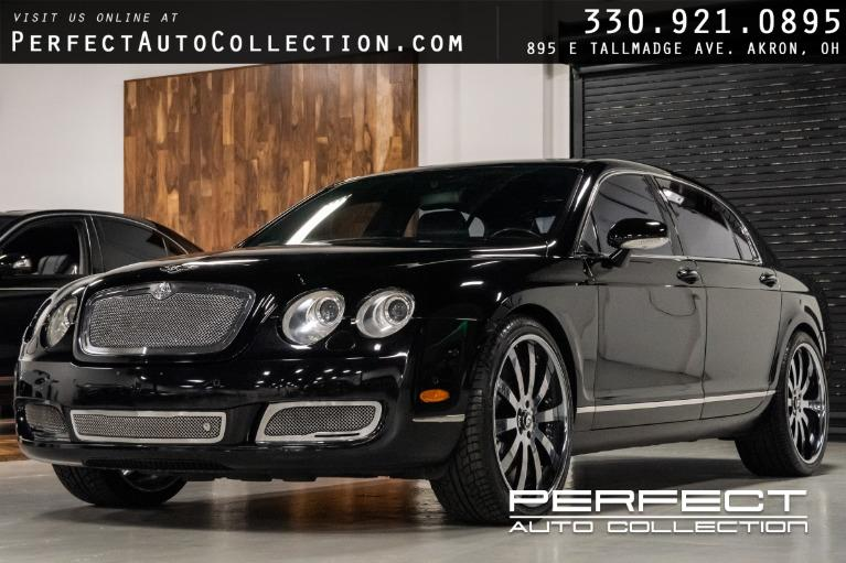 Used 2008 Bentley Continental Flying Spur for sale $39,995 at Perfect Auto Collection in Akron OH