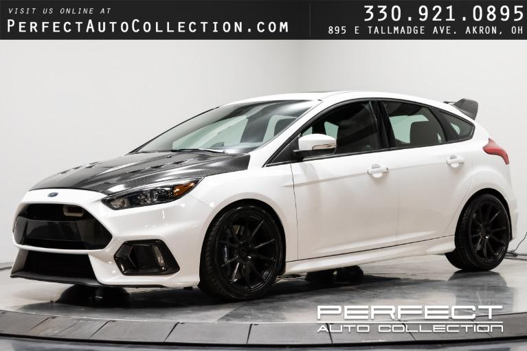 Used 2017 Ford Focus RS for sale $39,995 at Perfect Auto Collection in Akron OH