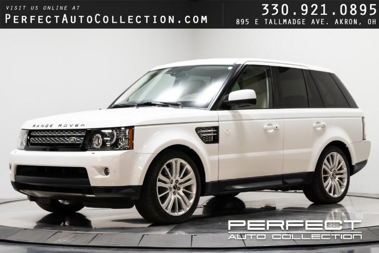 Used 2013 Land Rover Range Rover Sport HSE LUX for sale $33,995 at Perfect Auto Collection in Akron OH