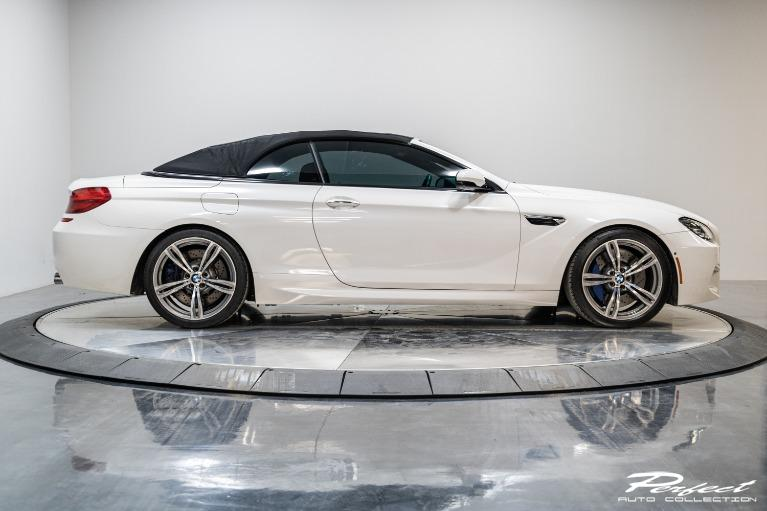 Used 2012 BMW M6 Convertible 2D