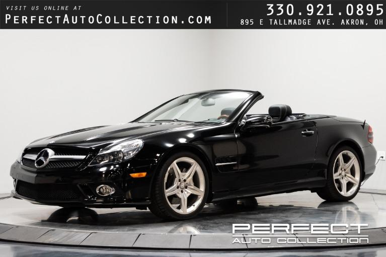 Used 2011 Mercedes-Benz SL-Class SL 550 for sale $39,995 at Perfect Auto Collection in Akron OH