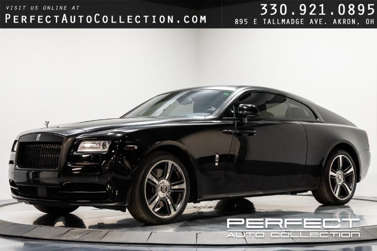 Used 2014 Rolls-Royce Wraith for sale $179,995 at Perfect Auto Collection in Akron OH