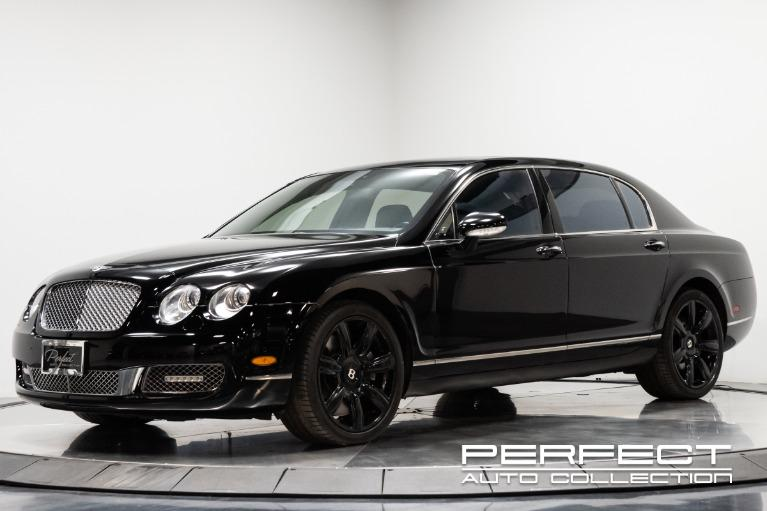 Used 2007 Bentley Continental Flying Spur