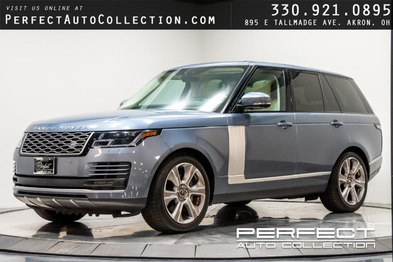 Used 2018 Land Rover Range Rover Supercharged for sale $93,495 at Perfect Auto Collection in Akron OH