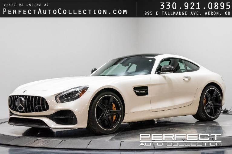 Used 2018 Mercedes-Benz AMG GT S for sale $127,995 at Perfect Auto Collection in Akron OH
