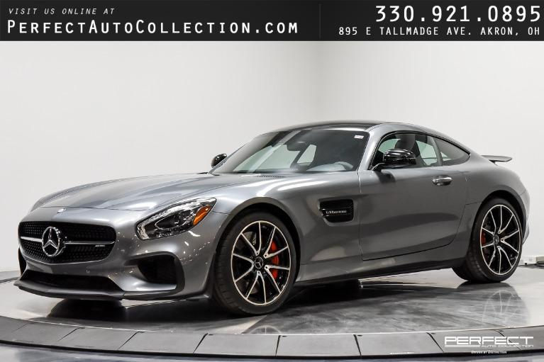 Used 2016 Mercedes-Benz AMG GT S Edition 1 Package for sale $104,995 at Perfect Auto Collection in Akron OH