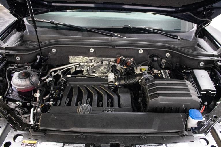 Used 2019 Volkswagen Atlas SE 4Motion wTech Pkg Sport Utility 4D