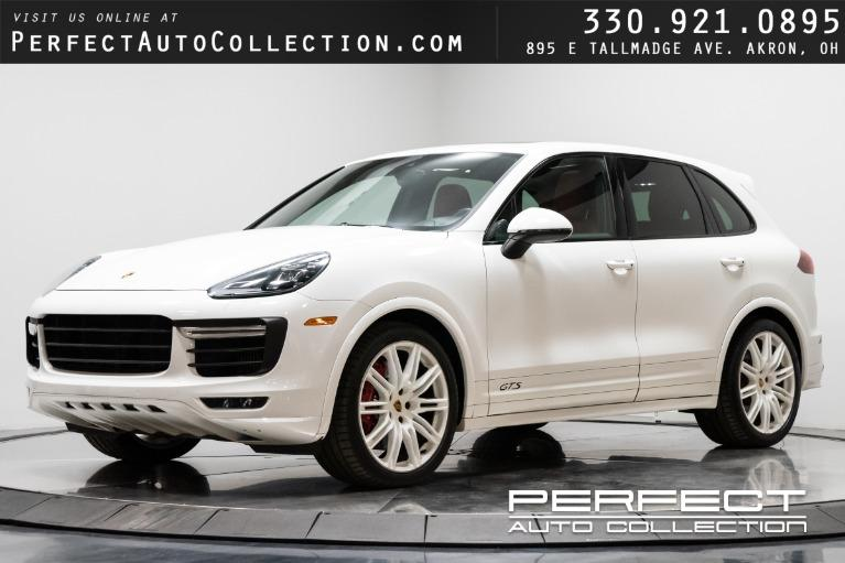 Used 2016 Porsche Cayenne GTS for sale $61,995 at Perfect Auto Collection in Akron OH
