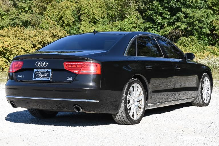 Used 2012 Audi A8 L quattro